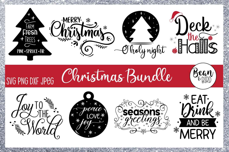 Christmas Holiday Bundle example image 3