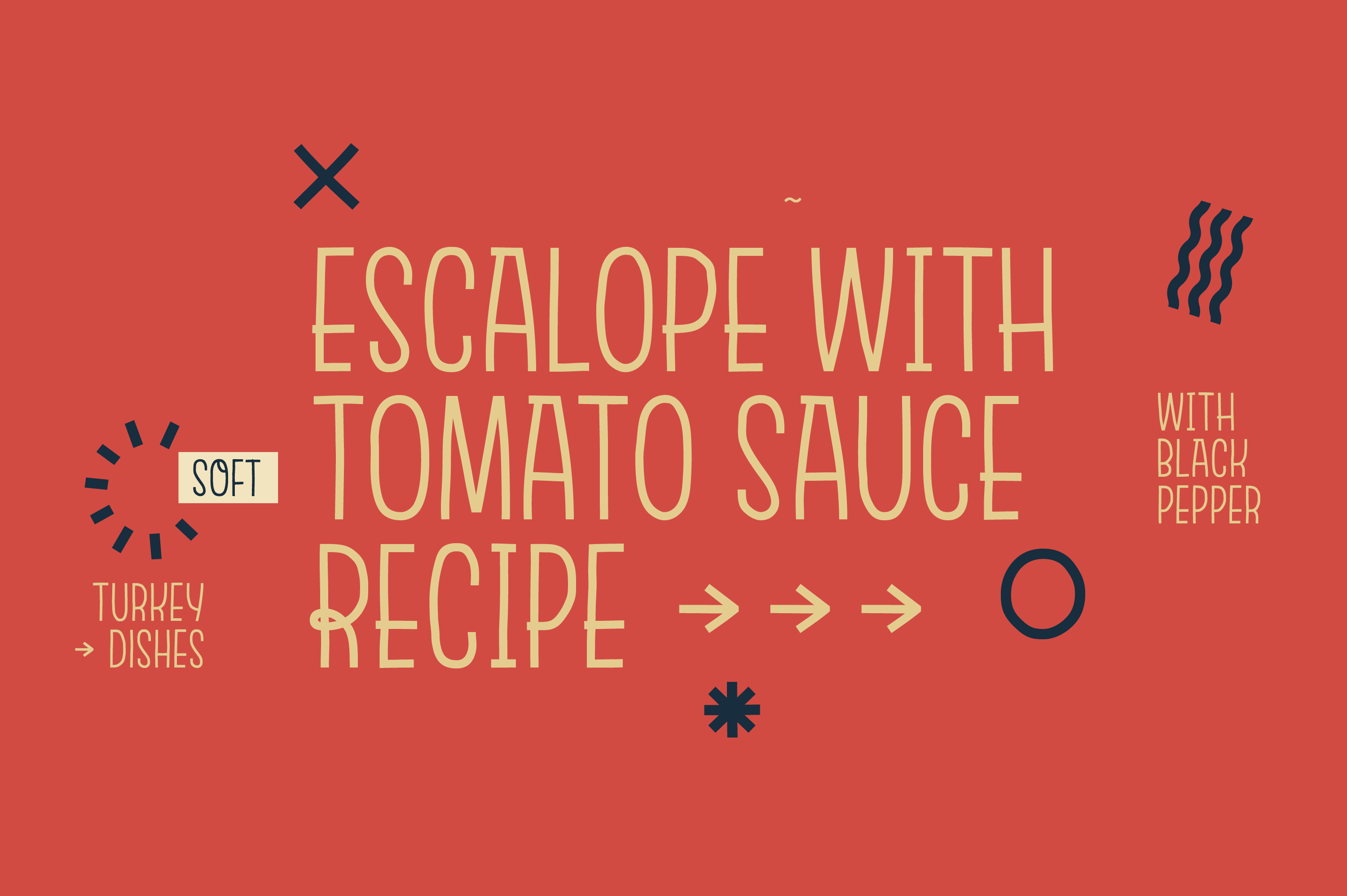 Escalope Soft + Icons example image 18