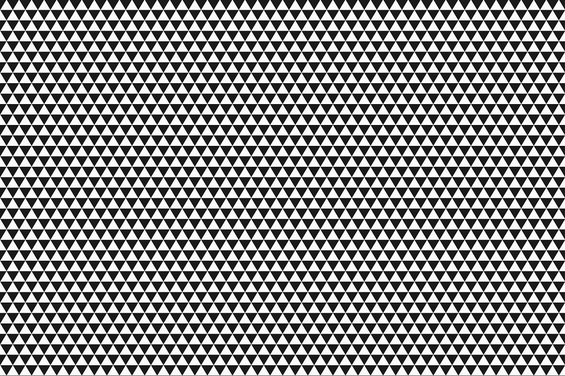 Collection of seamless patterns. example image 4