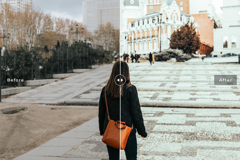 Madrid Mobile & Desktop Lightroom Presets example image 3