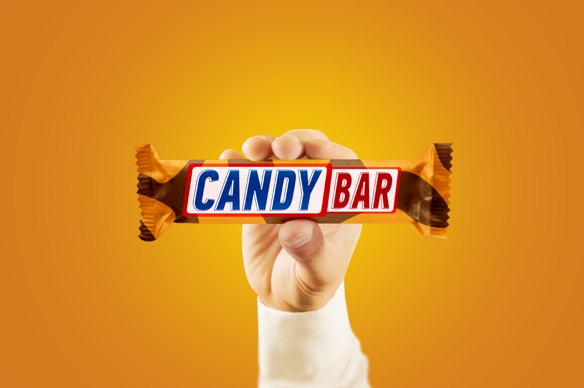 candy bar mockup example image 6