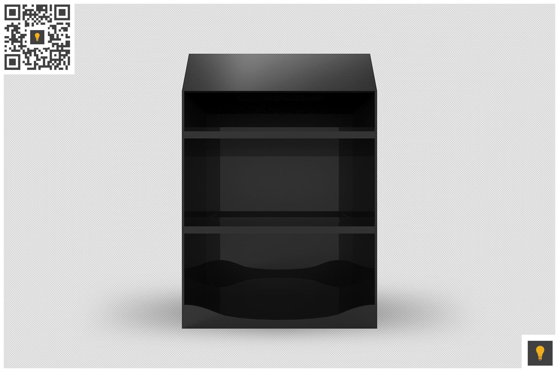 Promotional Shelf Display 3D Render example image 4