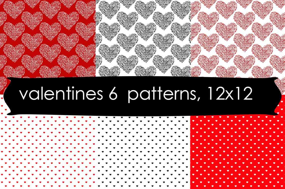 Valentine 21 Set example image 3