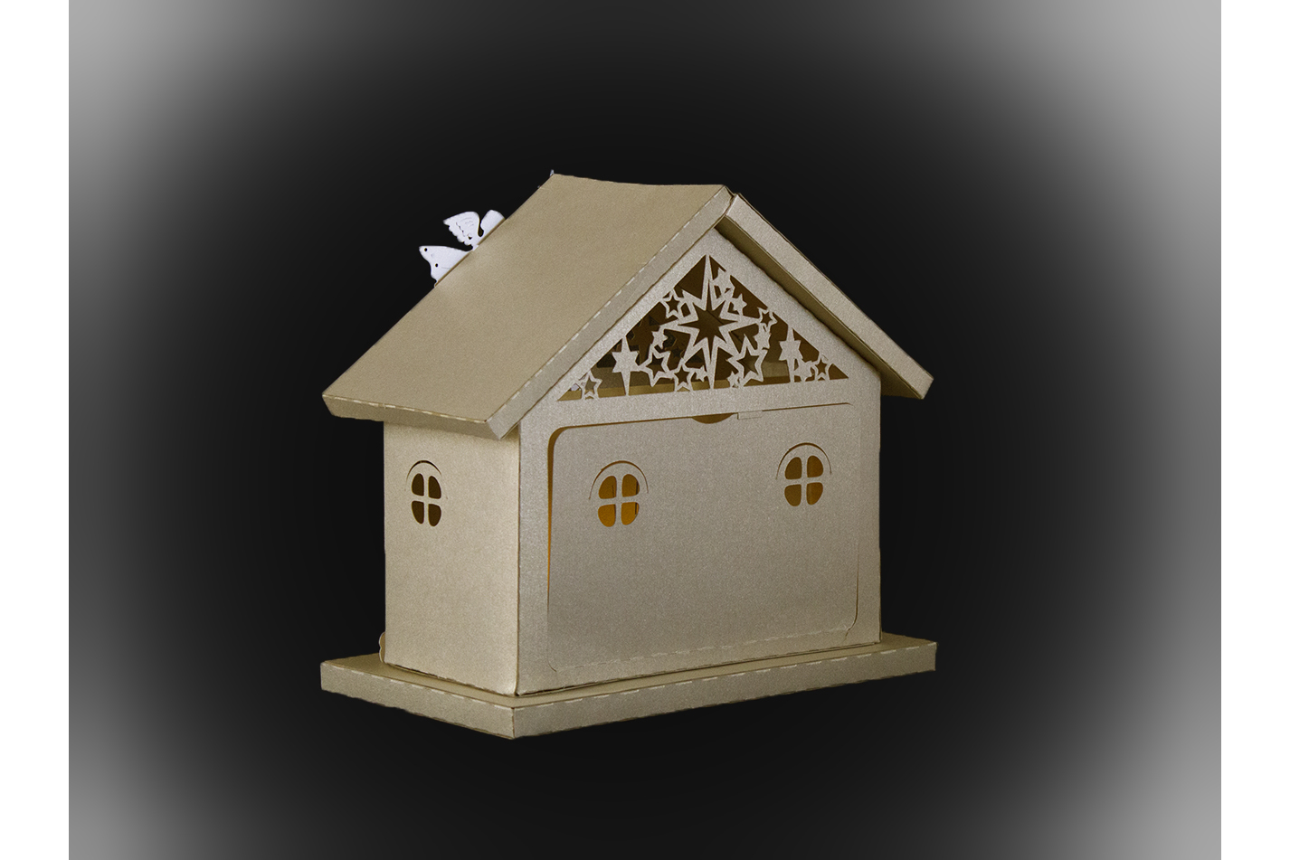 Nativity Barn example image 2