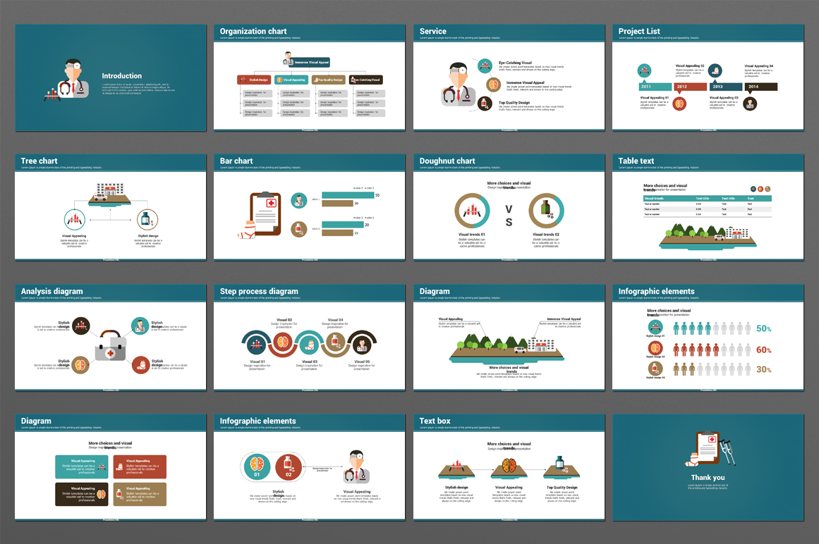 Health PPT Template example image 2