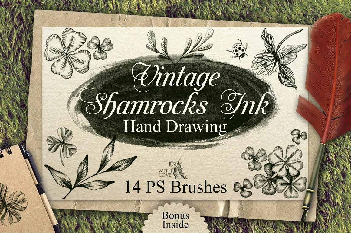 40%OFF! PS Brushes Bundle example image 5