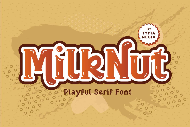 MilkNut example image 1