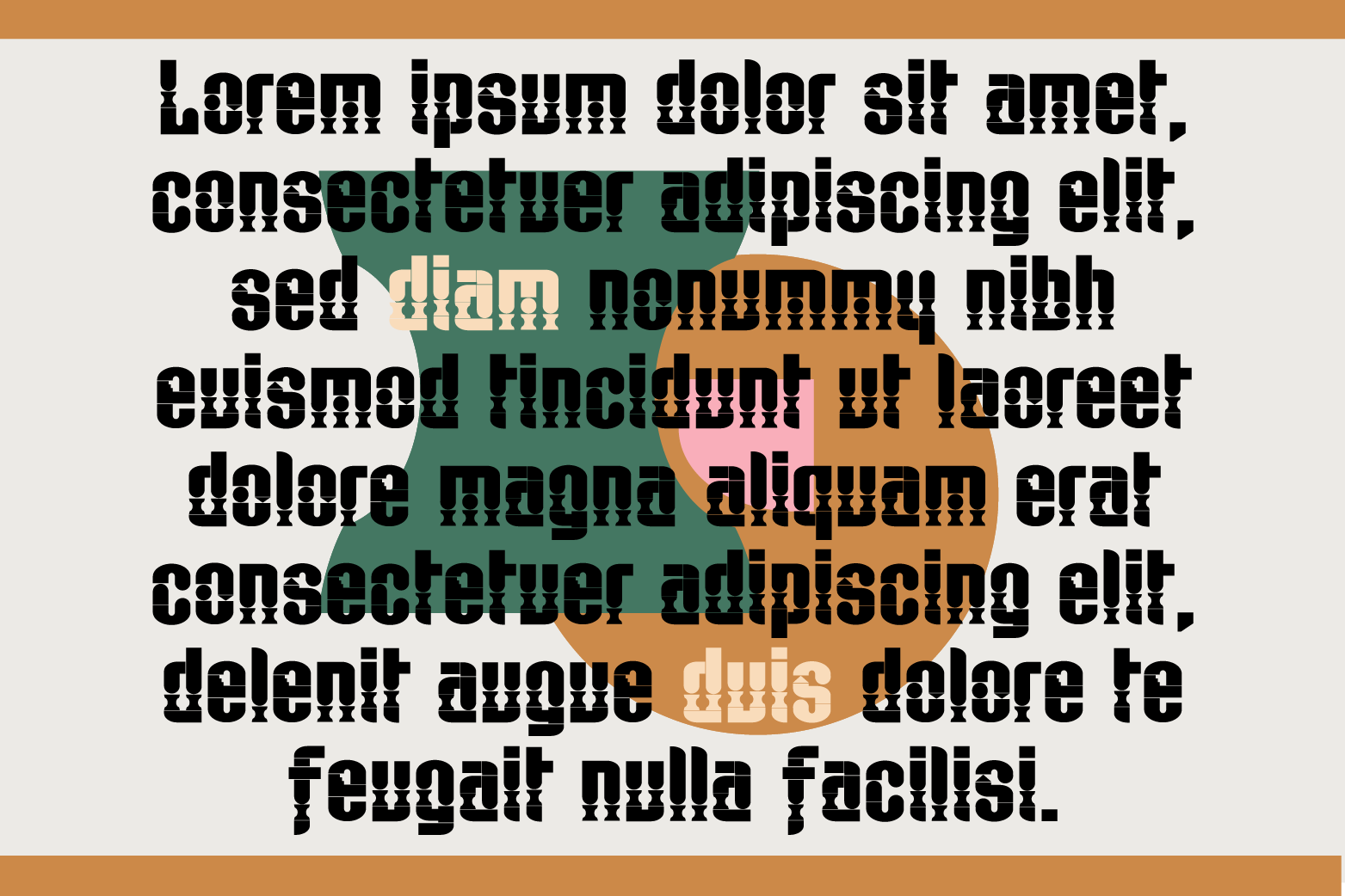 Antica Font example image 14