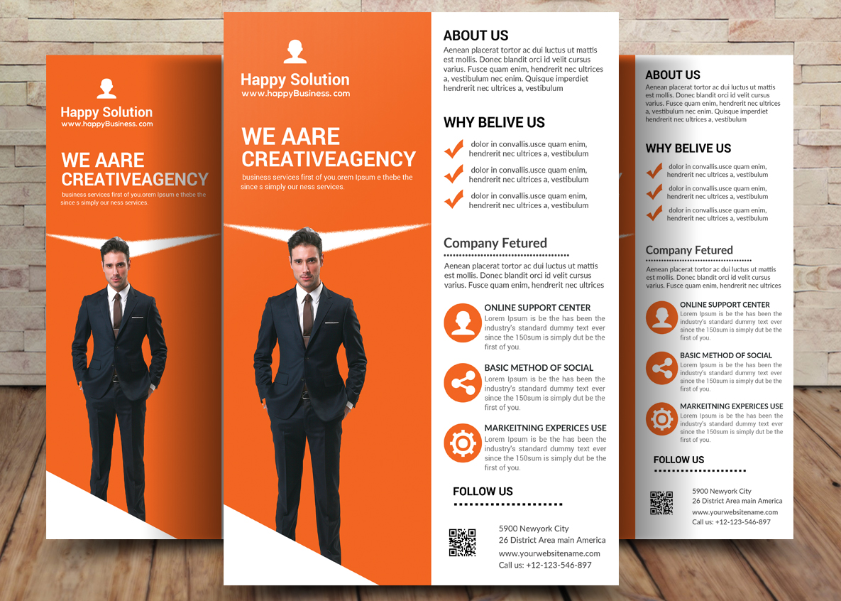 Corporate Business Bundle 24 example image 5