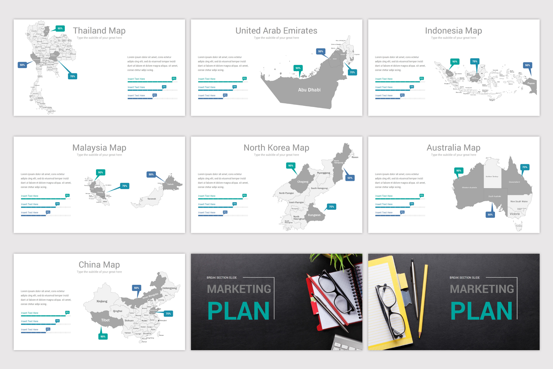 Business Plan Keynote Template example image 19