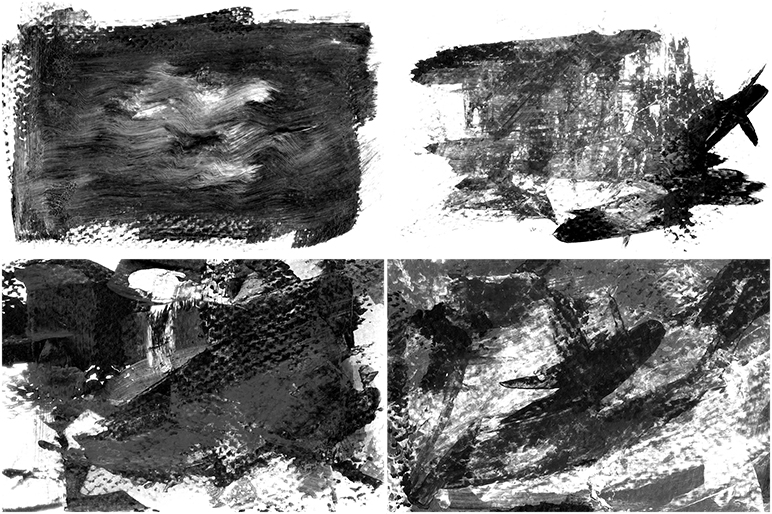50 Abstract Black Background example image 10