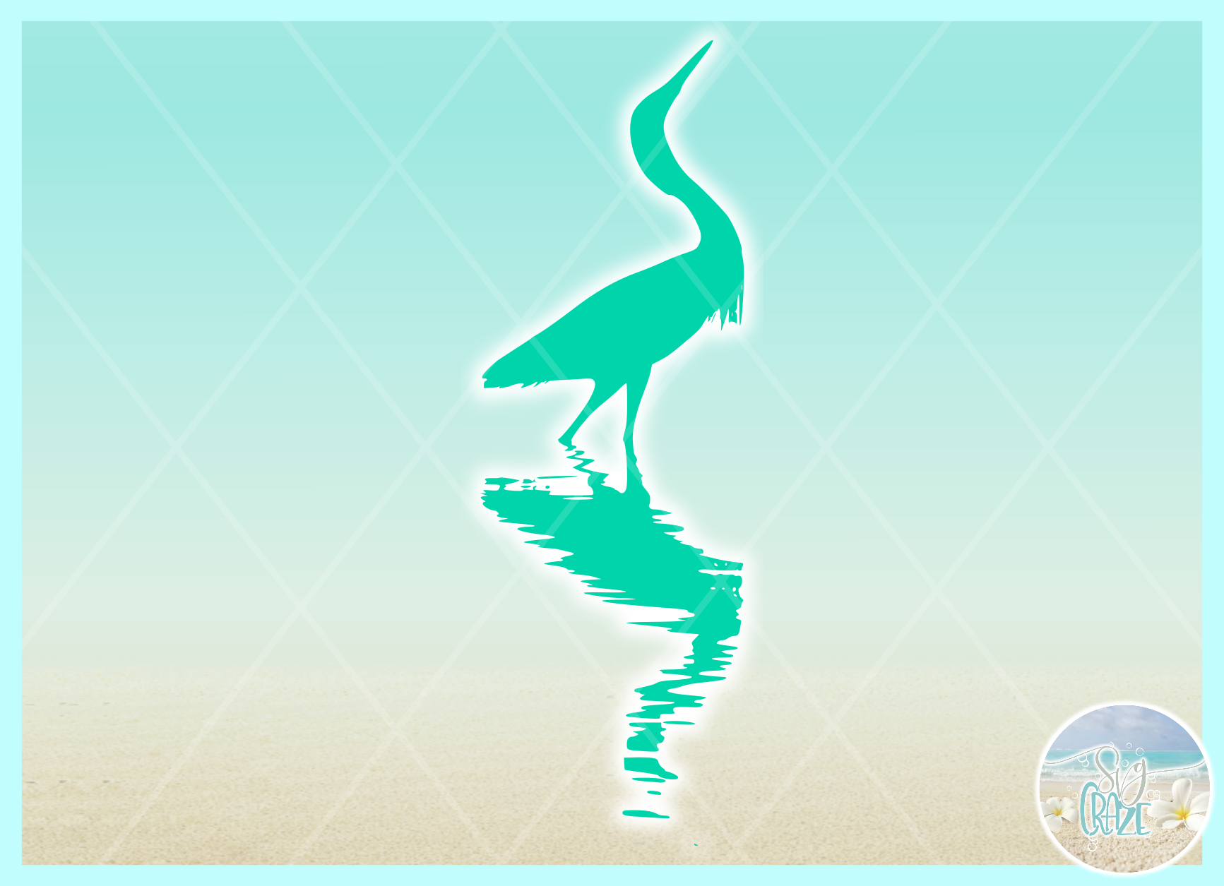 Birds In Water Silhouette Bundle Svg Dxf Eps Png PDF example image 7