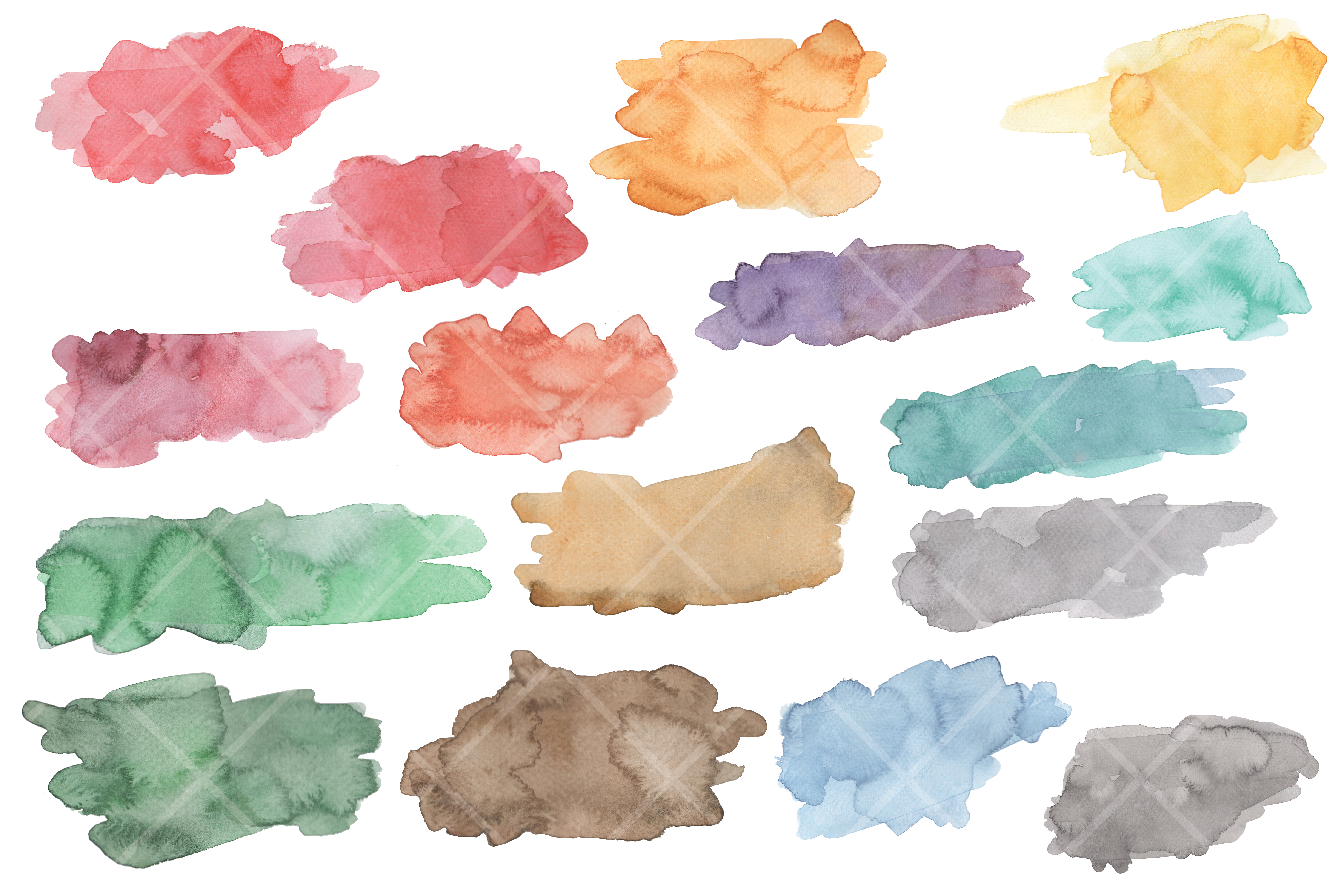 Watercolor texture example image 3