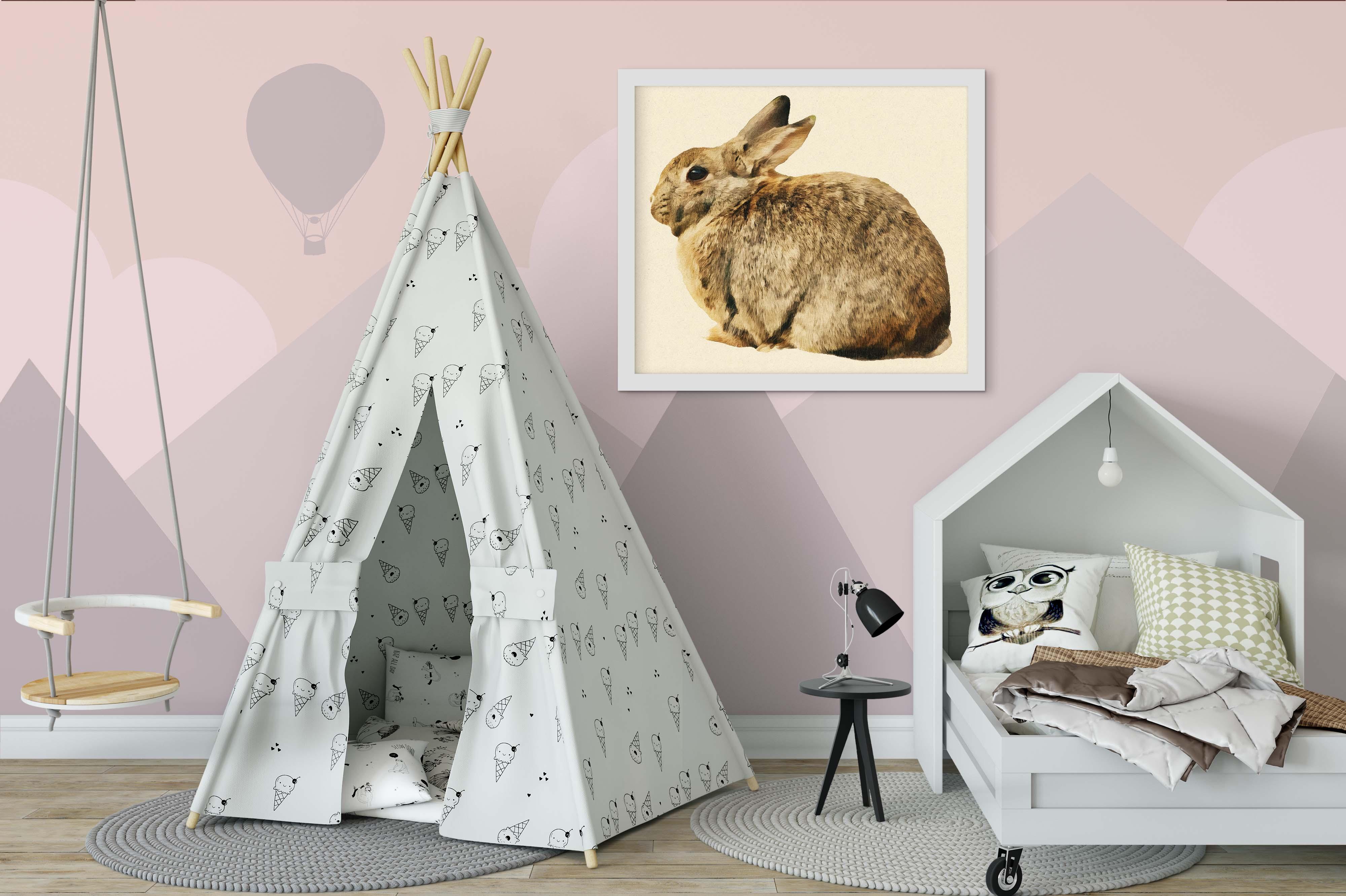Woodland Animal Set V1 example image 3