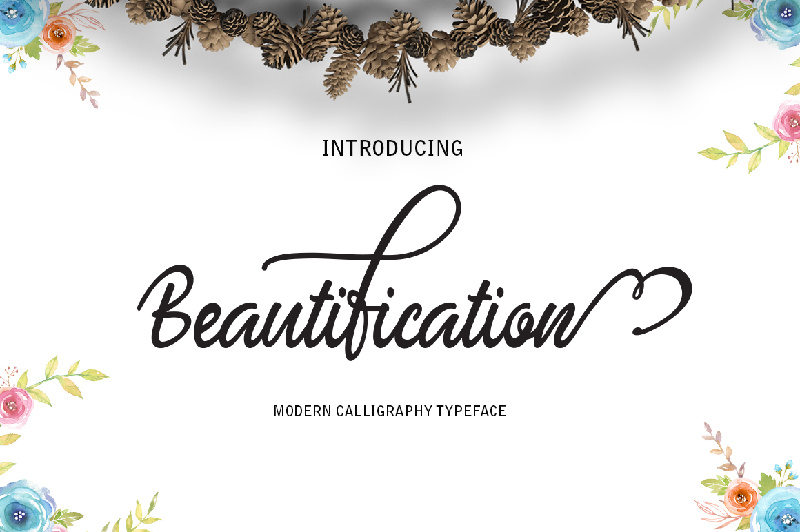 Beautification example image 1