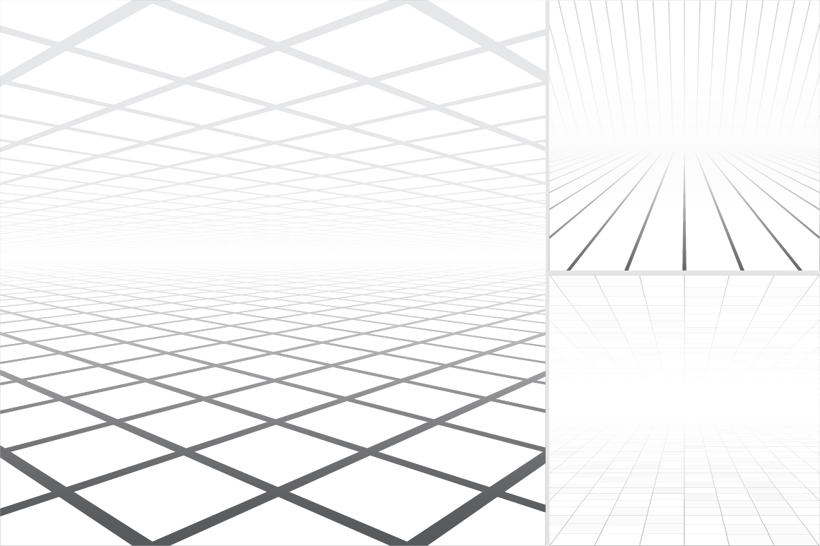 White abstract space. example image 2