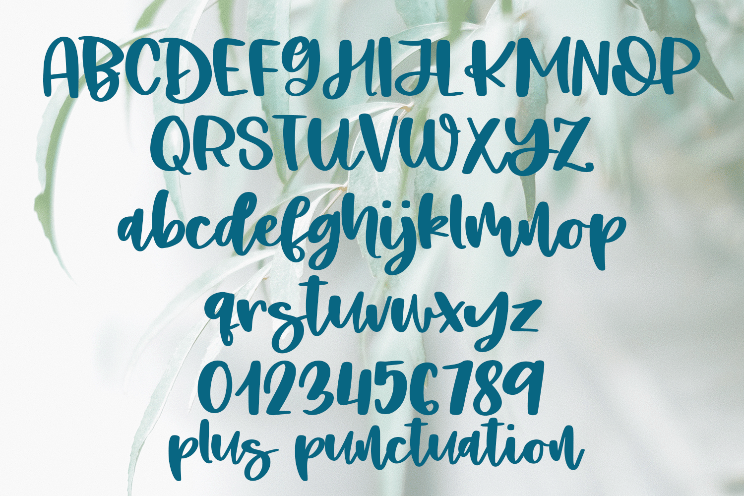 Lovely Willow - A Hand-Lettered Script Font example image 5
