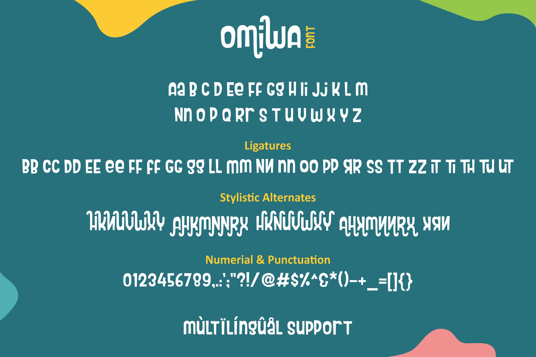 Omiwa example image 2