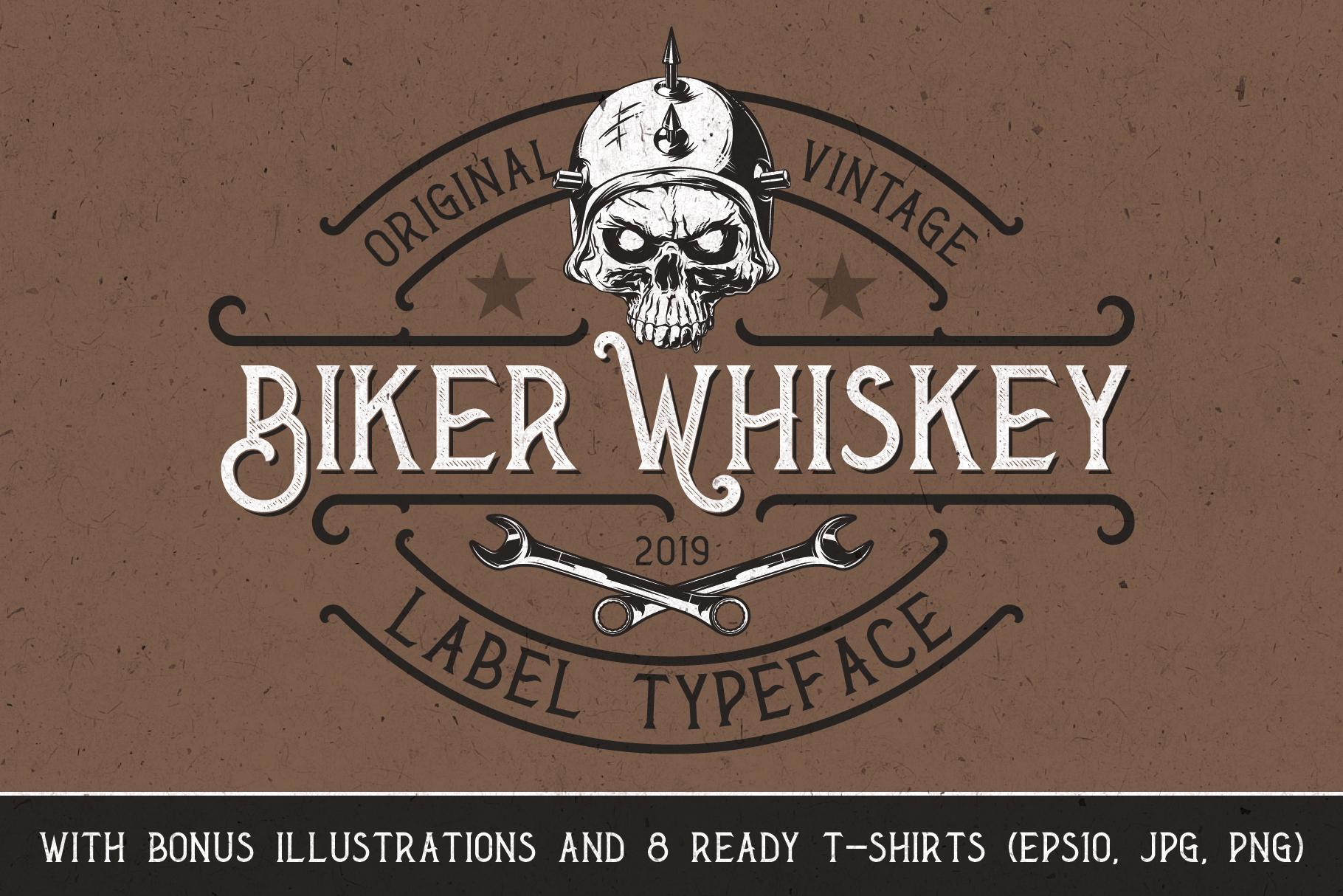 Whiskey Fonts Bundle example image 5