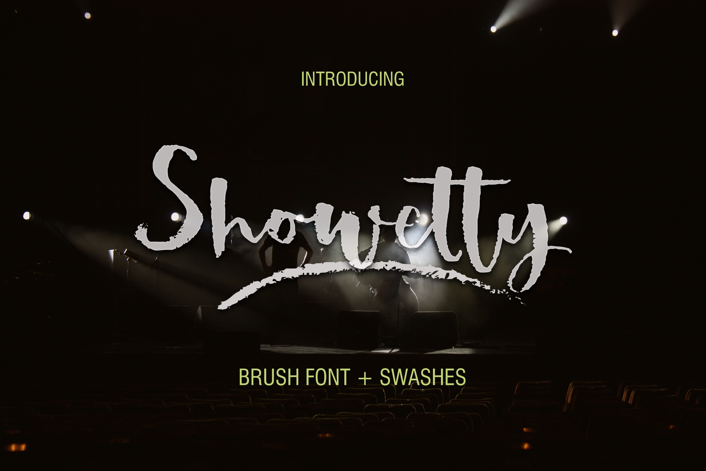 Showetty Brush Script  40 Off  example image 2