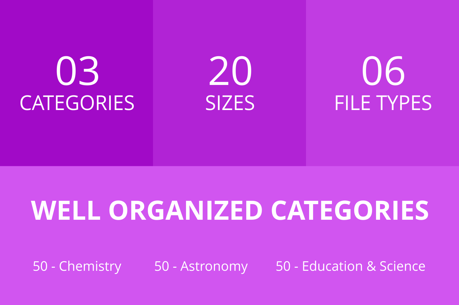 150 Science Line Icons example image 3