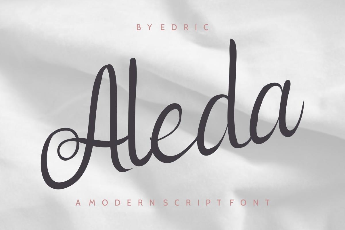 Aleda example image 1