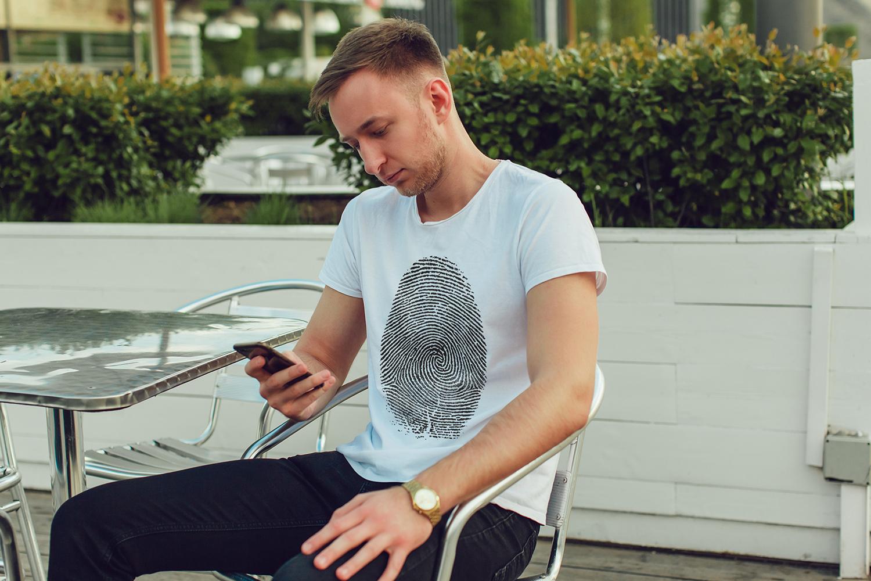 Men's T-Shirt Mock-Up Vol.2 2017 example image 9