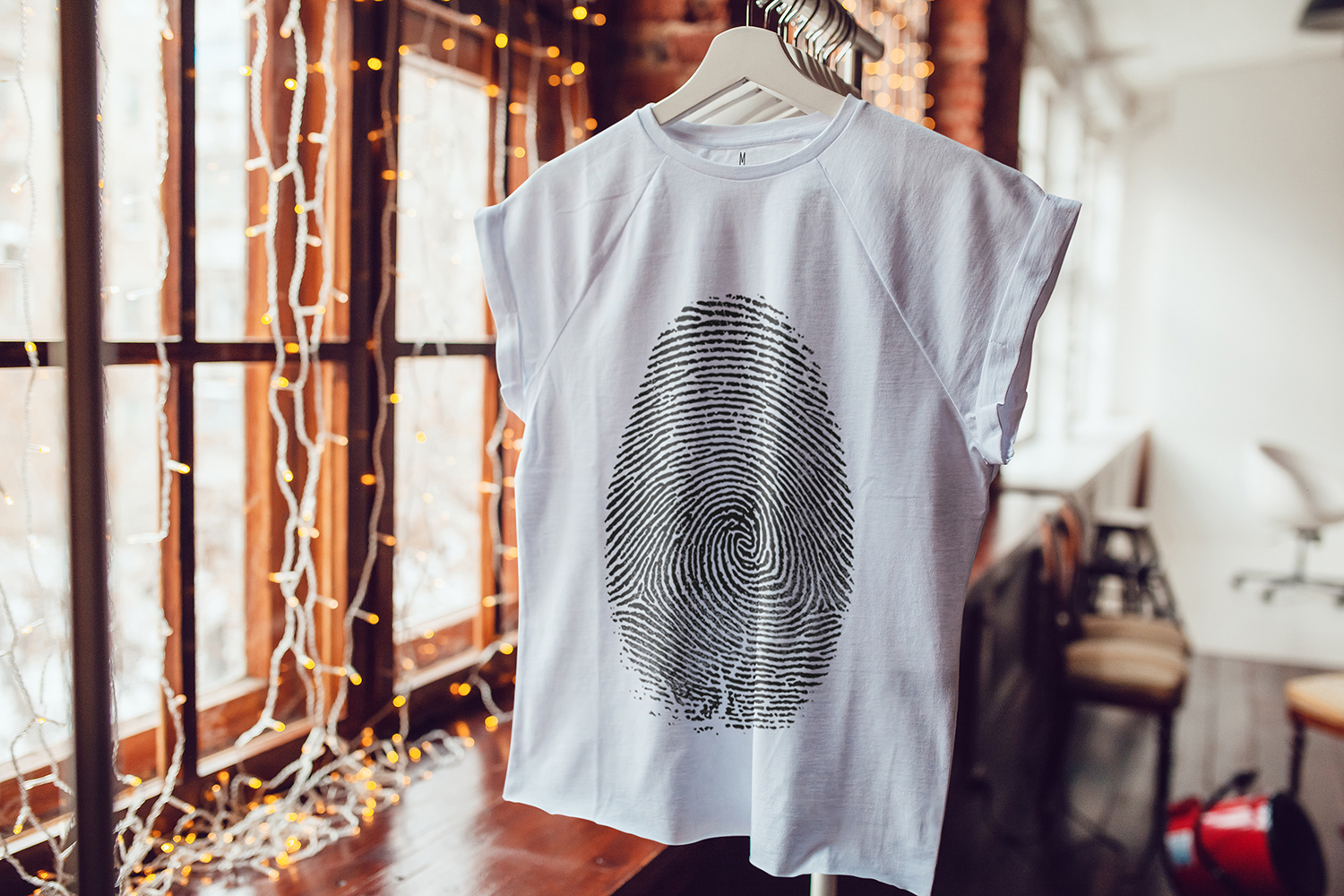 T-Shirt Mock-Up example image 5