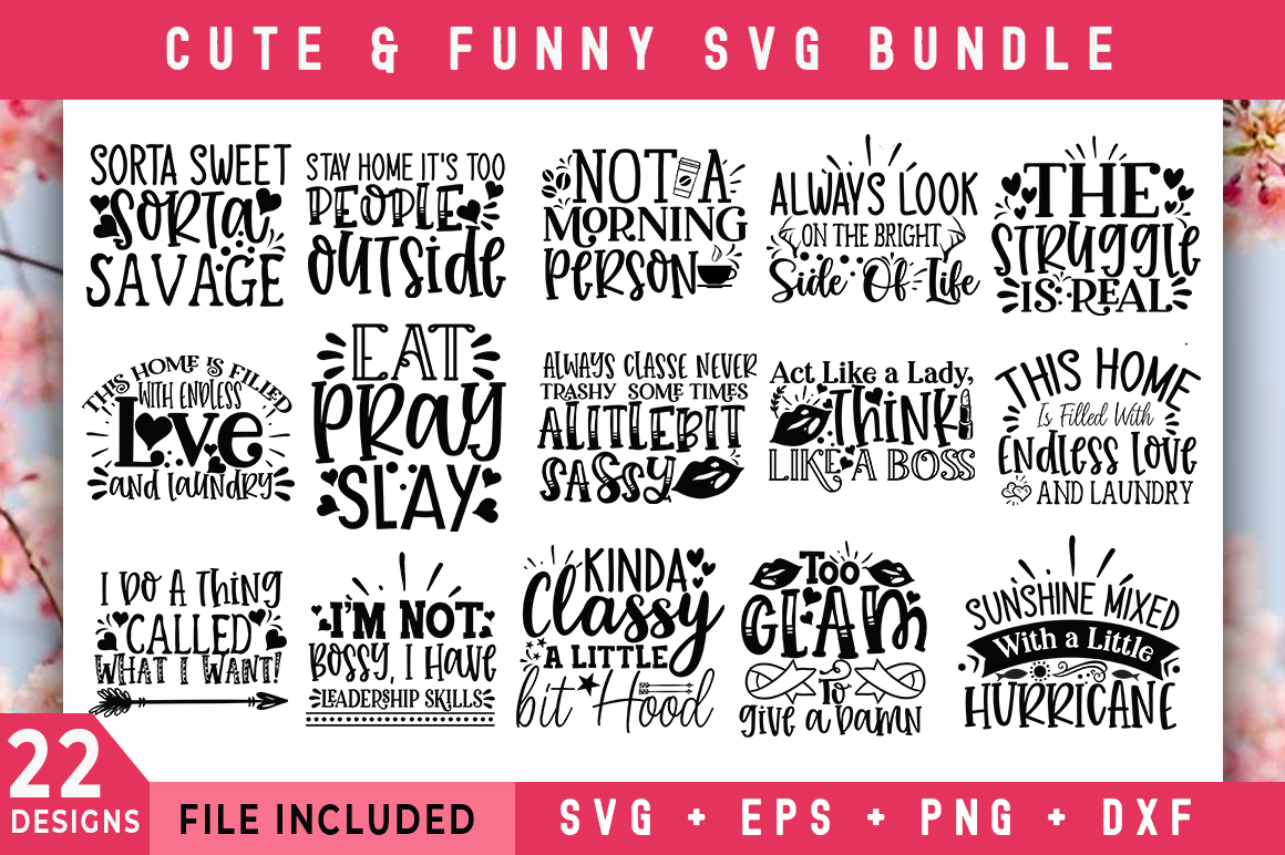 510 SVG DESIGN THE MIGHTY BUNDLE |32 DIFFERENT BUNDLES example image 20