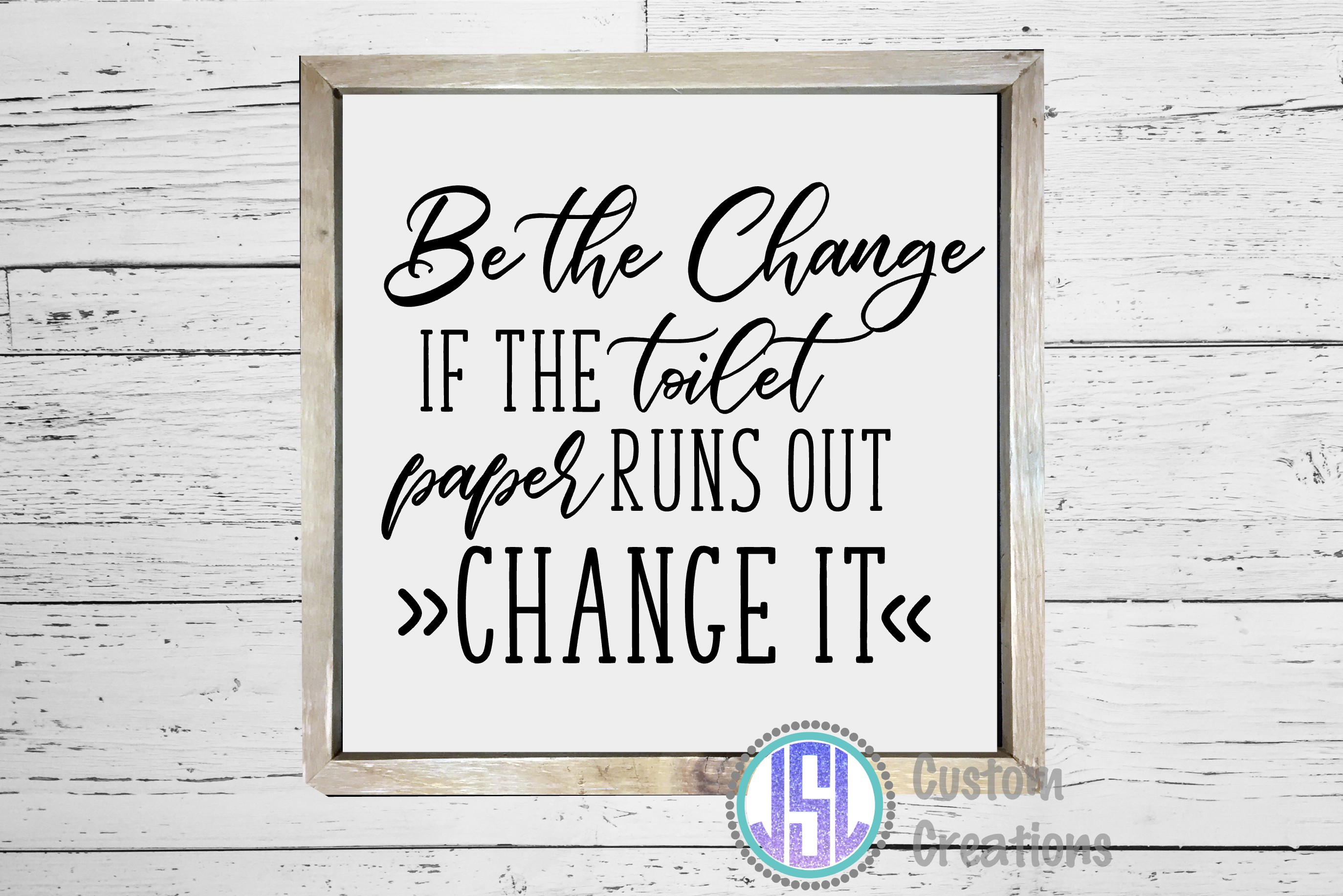 Bathroom Quotes Bundle | Set of 10 | SVG DXF EPS PNG example image 3