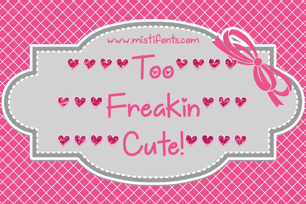 Too Freakin Cute example image 1