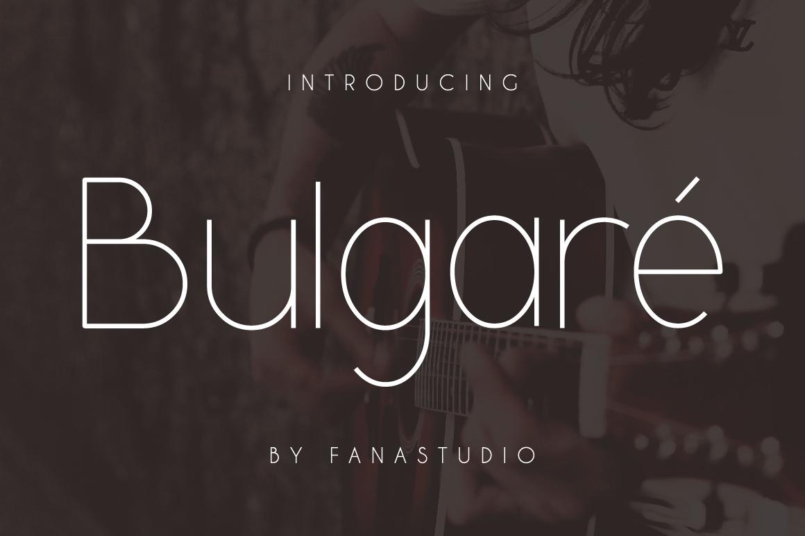 Bulgare example image 1