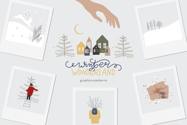 Winter Wonderland - Christmas Pack example image 1