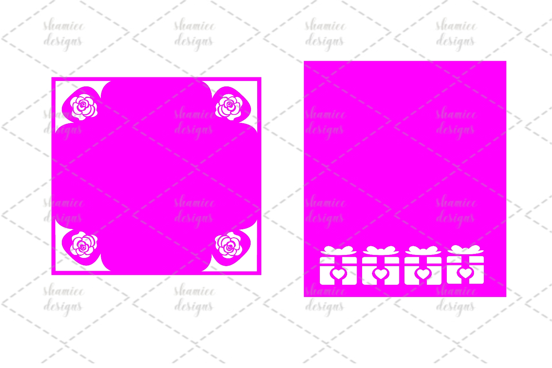 Cardmaking svg bundle example image 2