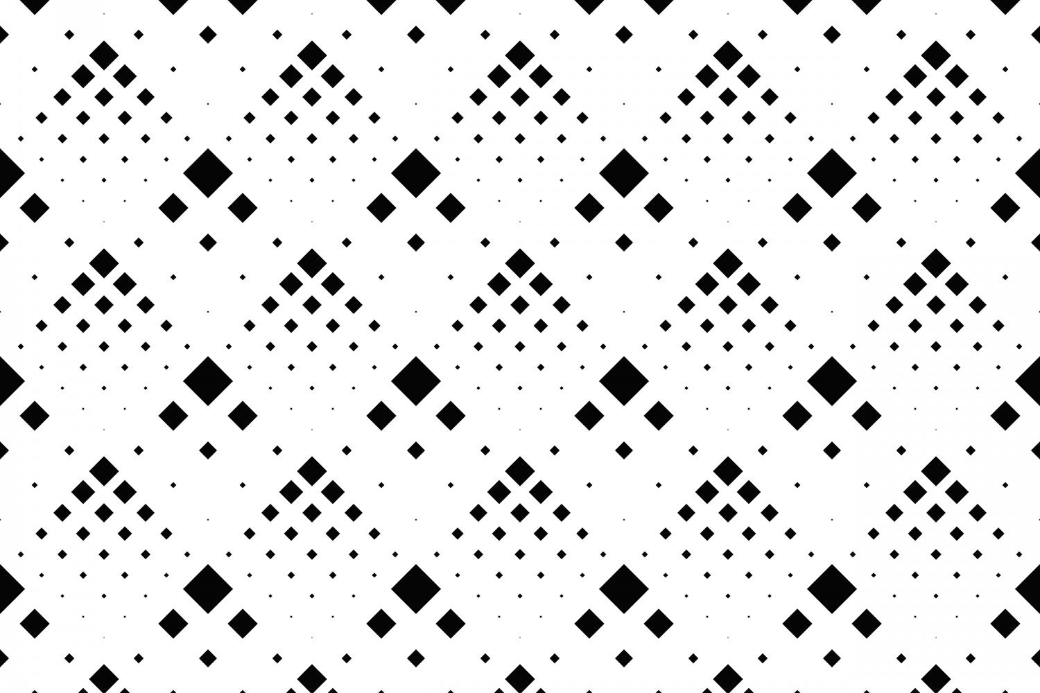 24 Seamless Square Patterns example image 7