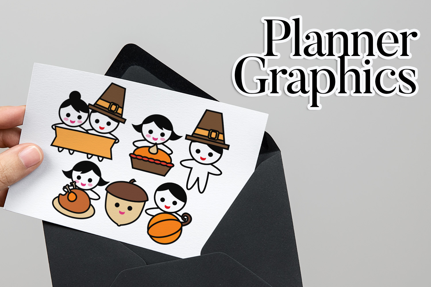 Holidays Bundle - Planner Graphic Illustrations example image 6