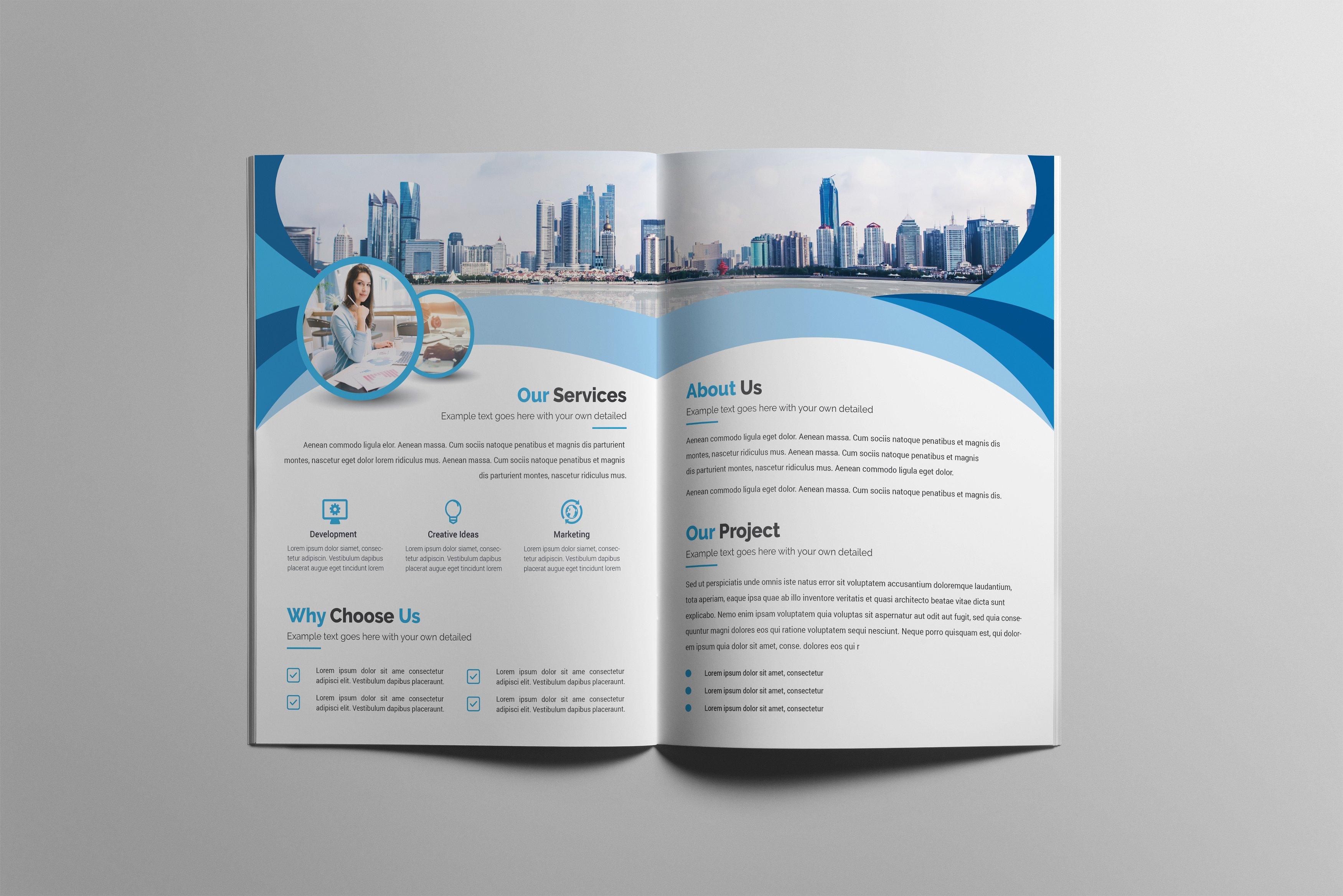 Bifold Brochure example image 9