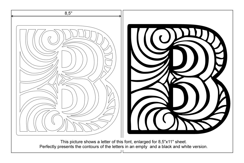 Fonix Font example image 2