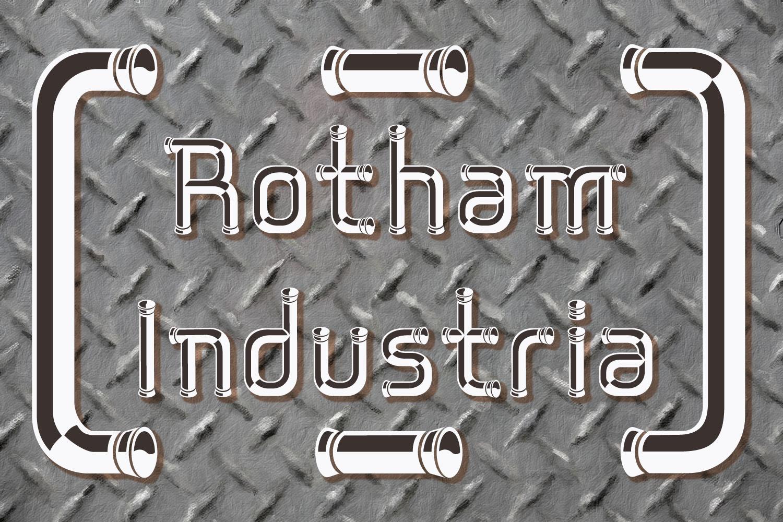 Rotham Industria example image 1