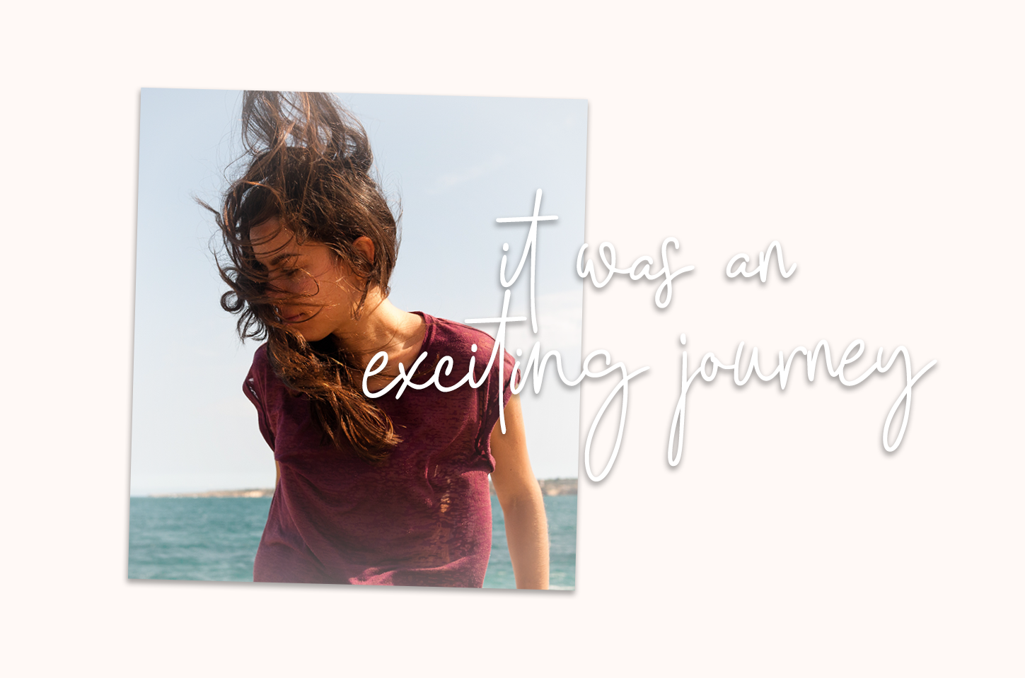 The Wind First - script font example image 2