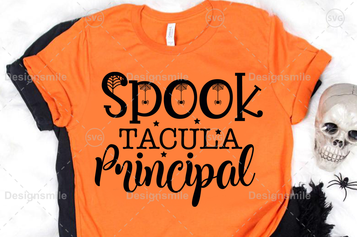 Halloween Tshirt Design Bundle example image 11