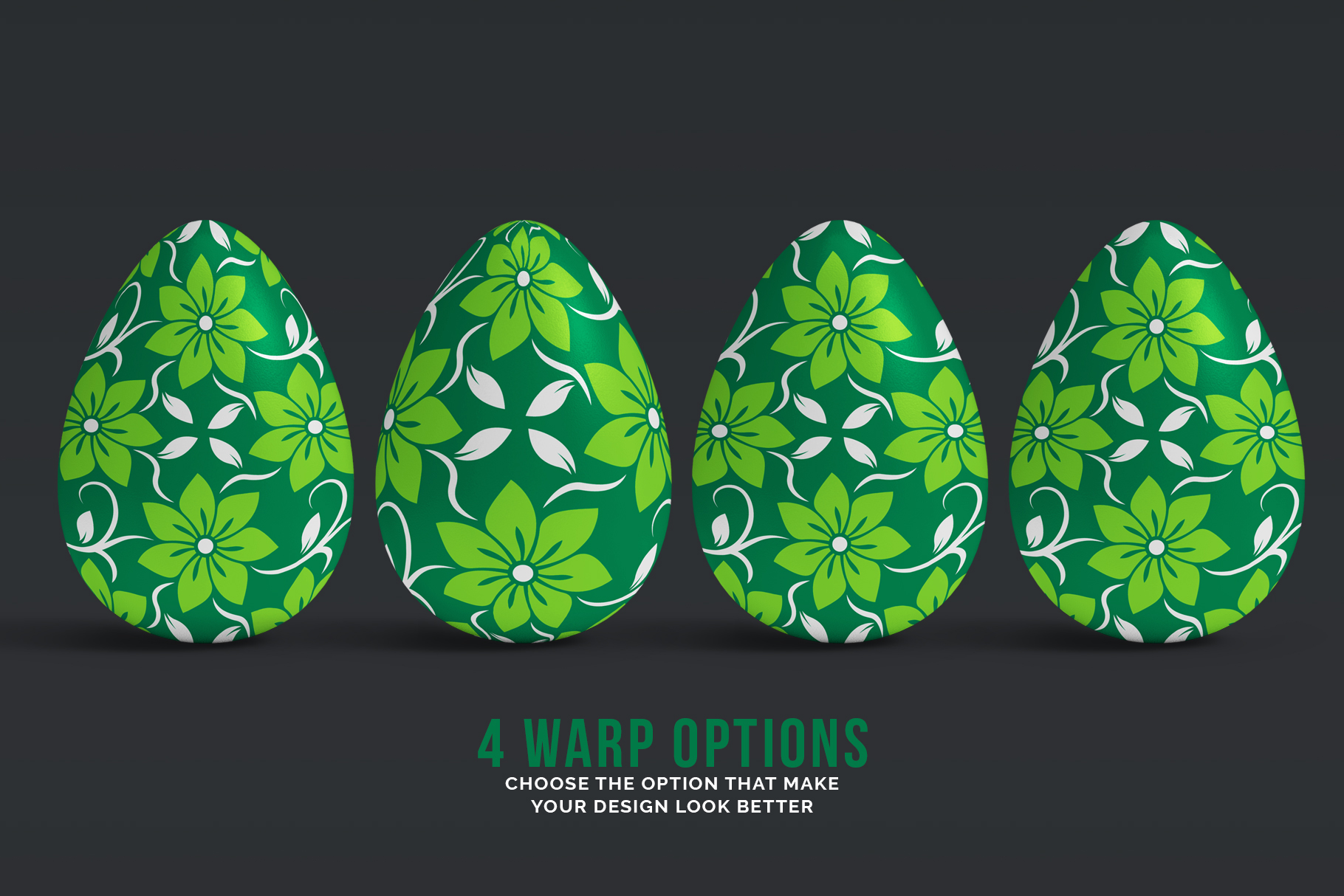 Easter Egg Mockups and Images example image 5