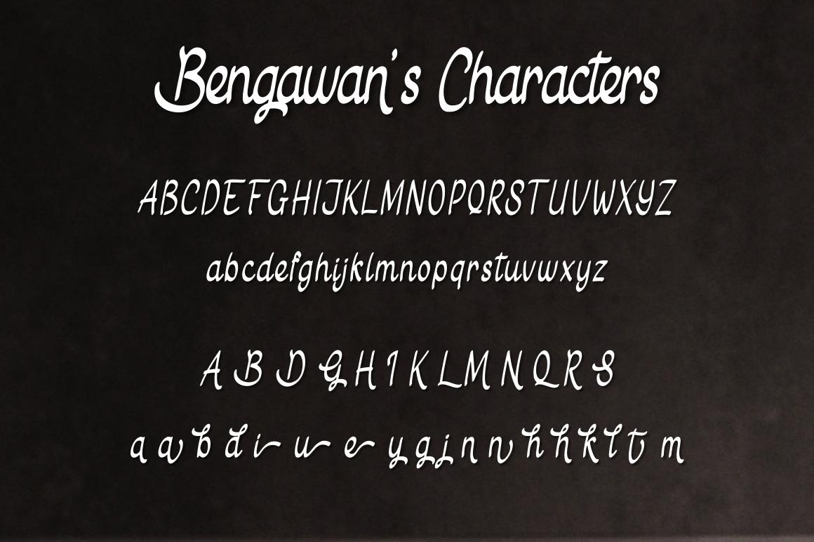 Bengawan example image 2