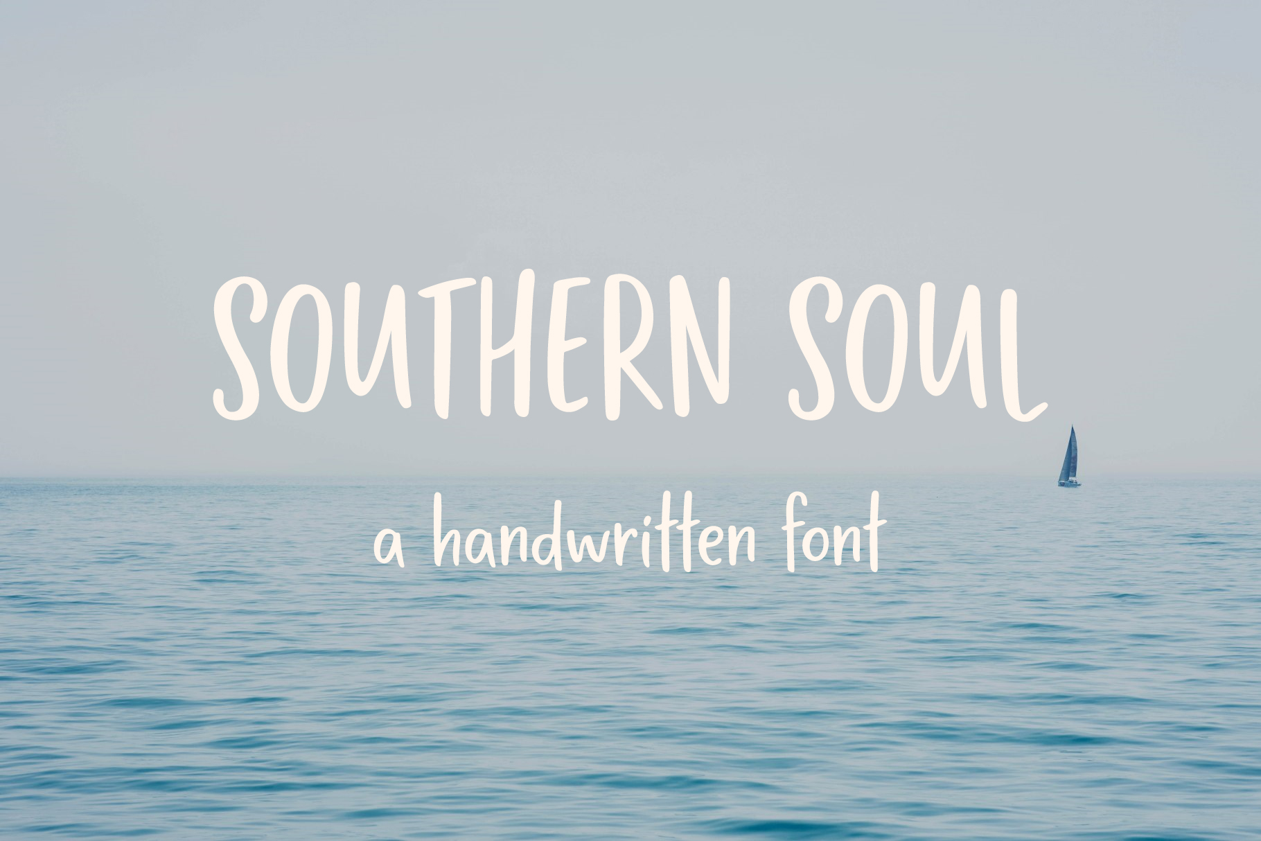 Southern Soul | Handwritten font example image 1