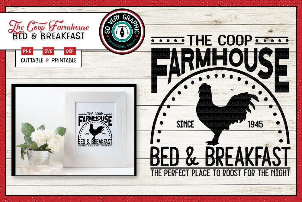Vintage Farmhouse Bundle | Over 50 Designs | SVG Cut Files example image 23