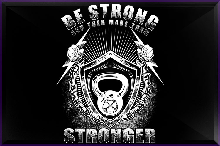 Be Strong example image 2