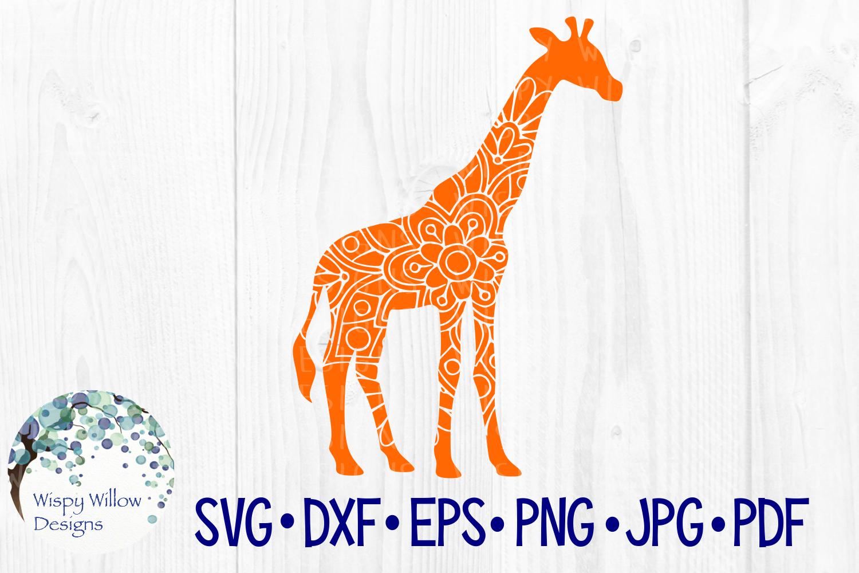 62 File Mega Floral Mandala Animal/Figure SVG Bundle example image 2