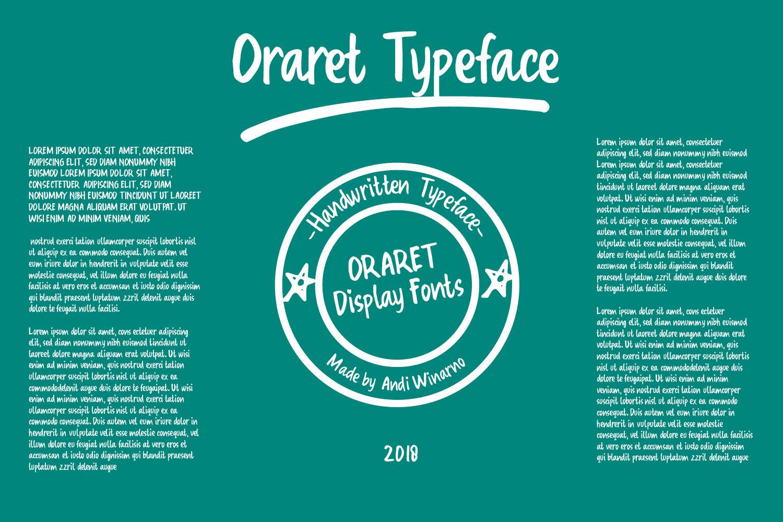 Oraret example image 7