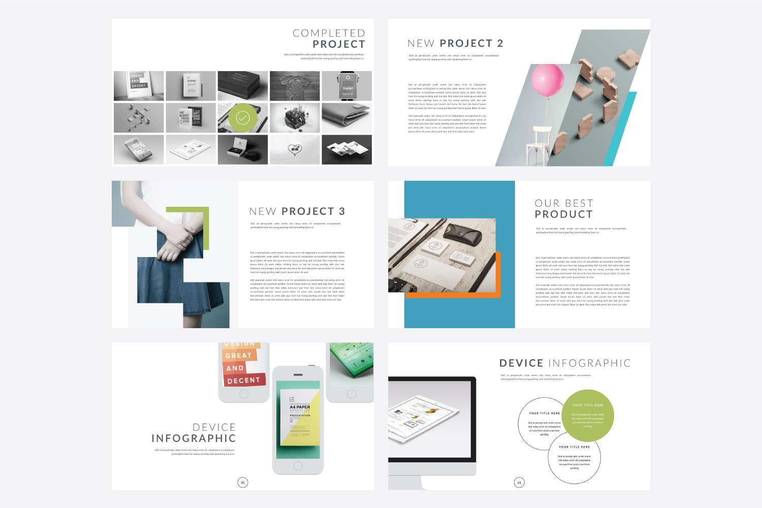 Phylox Powerpoint template example image 11