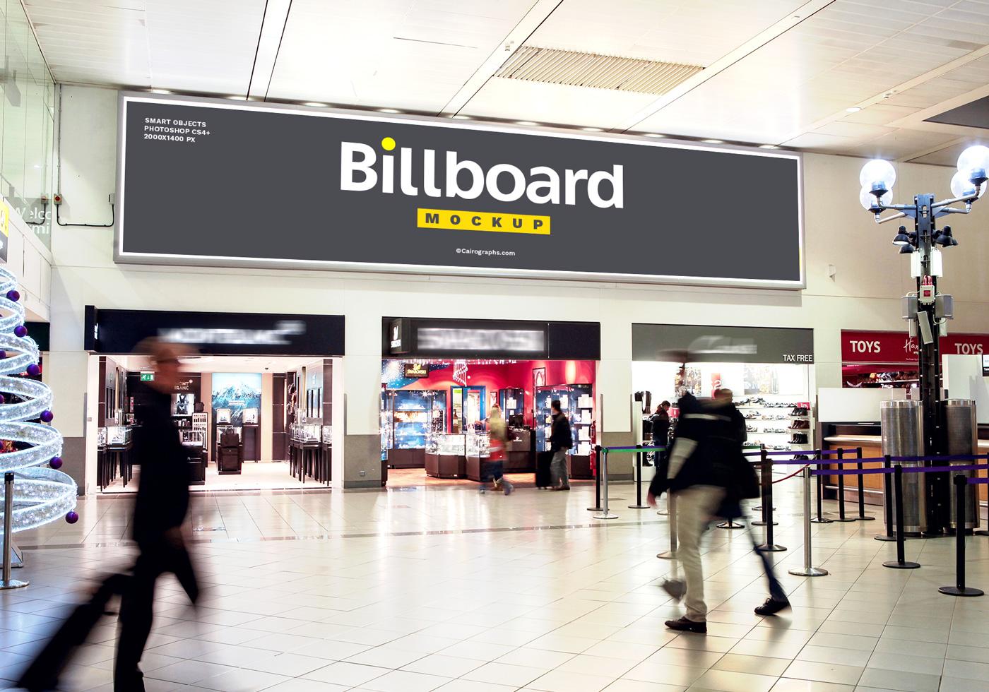 Billboards Mockups example image 10
